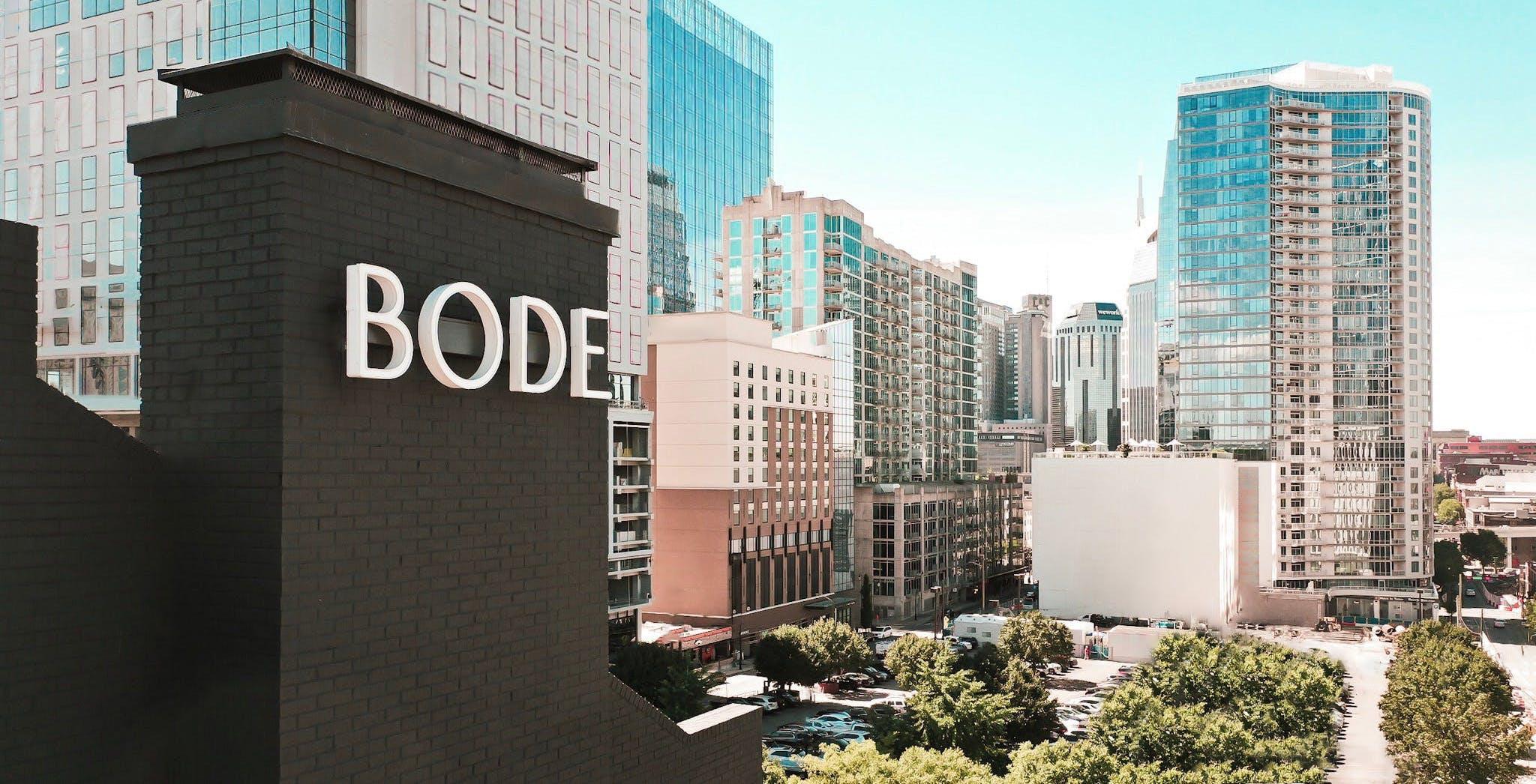 Bode Building Image
