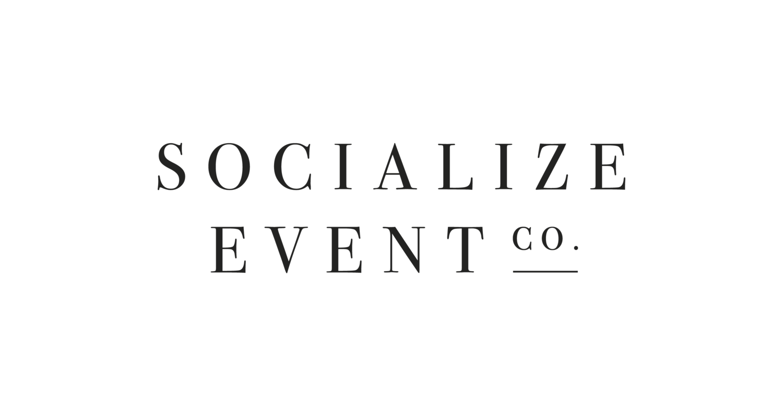 socialize event co logo